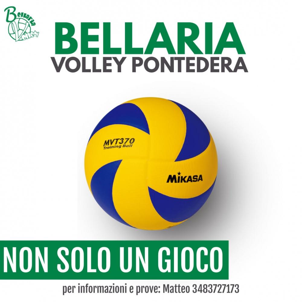 non solo un gioco alla Bellaria Volley Pontedera